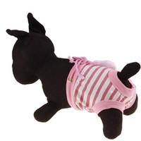 الحيوانات الأليفة السراويل الفسيولوجية الإناث كلب جرو الصحية لطيف سراويل قصيرة حفاضات السلامة سراويل داخلية DHL free PD025