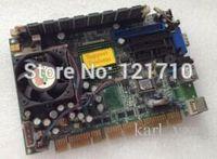 Материнская плата PCISA-3716EV промышленного оборудования-карточки C. P. U. половин-размера R3 VER 3.1