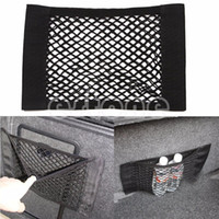 Wholesale- 1PC Car Back Rear Trunk Seat Elastic String Net M...