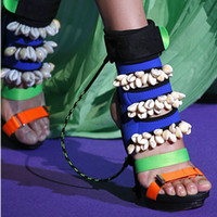 Unique Design Women Gladiator Sandals Celebrity Runway Platf...