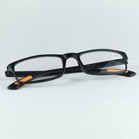 Neue Mode Optische Gläser Oculos Super Lightweigh Lesebrille Lesen Brillen Rahmen Für Eltern 20 stücke HX8001