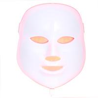 2017 Corée Masque LED du visage pour le soin 3 couleurs lifting du visage de l'enlèvement de l'acné a conduit maskwith CE DHL Livraison gratuite