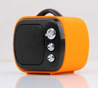 Portable Mini Retro TV Shape Bluetooth Lanyard Speaker with ...