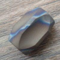 Edc التيتانيوم التيتانيوم ti الحبل الخرزة قلادة المظلة الحبل سكين أداة سحاب سحب MGA-F 13x10 ملليمتر حفرة قطرها 5.5 ملليمتر