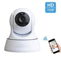 HD 720P IP-Kamera Pan Tilt WIFI Kamera Baby Monitor Bewegungserkennung IR Nachtsicht Camcorder CCTV Home Überwachung