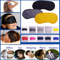 New women and men Eye Mask Shade Nap Cover Blindfold Sleepin...