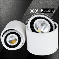 New 5w 7w 9w Round COB LED Downlight Surface Mounted Kitchen...