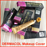 Dermacol Base Cover Extreme Covering Foundation Hypoallergen...