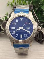 Negozio caldo Vendita Nuovi orologi da uomo con quadrante nero cinturino in acciaio inossidabile Colt Automatic Watch Mens Dress Watches