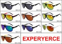 2017 새로운 인기 선글라스 남성과 여성 자전거 운전 일 유리 브랜드 디자이너 선글라스 안경 공장 가격 10 색