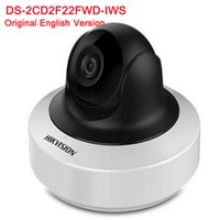 Hikvision Original English Version DS- 2CD2F22FWD- IWS 1080P P...