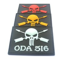 ODA 516 Special Force Rubber 3d Pvc Morale Badge Usa Army Ta...
