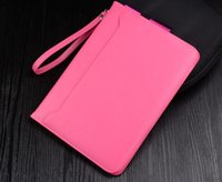 Hot Fashion Leather Case Smart Cover for iPad 2 3 4 5 air 2 ...
