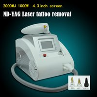 TOUCH SCREEN LASER TATTOO REMOVAL Q SWITCHED ND YAG LASER BE...