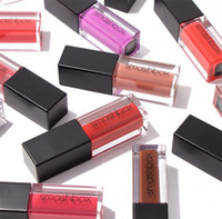 Factory price Matte Smashboxes Lipstick Lip Gloss ALWAYS ON ...