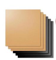 الشواء شواء بطانة شواء النحاس شواء حصيرة المحمولة غير عصا وقابلة لإعادة الاستخدام جعل الشواية سهلة 33 * 40 سنتيمتر أسود الذهب فرن موقد ماتس