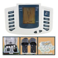 Full Body Massager Electrical Muscle Stimulator Full Body Re...