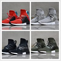 NMD XR1 Winter Scarlet BZ0632 Grey Two BZ0633 Mens Womens Ru...