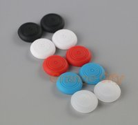 Silicone Thumb Analog Sticks Caps Grips for Switch NS NX Joy...