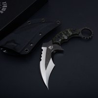 Drop Shipping The One Manufacture Karambit Claw Knife Ds Sat...