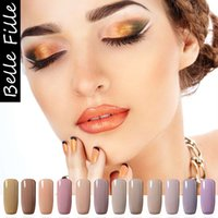 Wholesale- 10ml Nude Color Gelpolish Manicure Soak Off UV Gel...