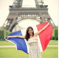 France Flag 3ft x 5ft French Flags and Banners Outdoor Indoo...
