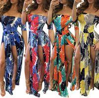 Ücretsiz Shipp Pist Elbiseler Kadınlar Seksi Bölünmüş Açık Sıkı Elbise LX025