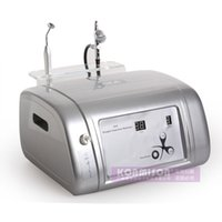 Mini macchina facciale portatile dell'ossigeno 2 in 1 con la sbucciatura dell'ossigeno dell'irroratore dell'ossigeno per ringiovanimento della pelle Trasporto libero del DHL
