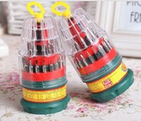 Large pagoda type screwdriver set computer maintenance tool ...