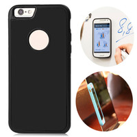 Antigravity Magical Nano Suction phone case for iphone 5 6 p...
