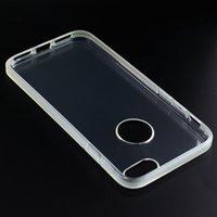 Kalınlığı Zırh Şeffaf Yumuşak TPU için Samsung galaxy note 9 telefon Koruyucu kılıf kapak TPU iphone 9 artı 2mm İçin