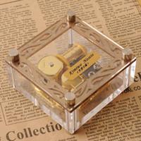 Musik Boxen Kraftvoll Fotorahmen Mini Spieluhr Kreative Foto Spieluhr Geburtstagsgeschenk Für Mädchen Wohnkultur