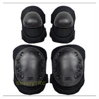 膝パッド肘保護キットBDSMは長い間クロール奴隷衣装フェチの性的付属品のためのボンデージギアを弾く