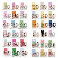 1. 5cm*1000cm Multi- purpose Sticky Paper Washi Masking Tapes ...