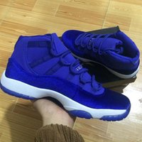 11 Basketball Shoes Mens Women 11s XI Gym Red Mike Like 96 B...