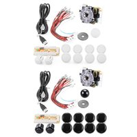 Zero Delay DIY Arcade Game Controller USB Original Sanwa Joy...