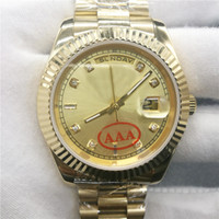 wholesale AAA Luxury brand watch DAY DATE mechanical 40MM me...