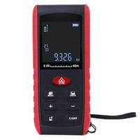 Digital Laser Entfernungsmesser Winkelanzeige Laser Entfernungsmesser Entfernungsmesser 40/60/80 / 100M Bereich
