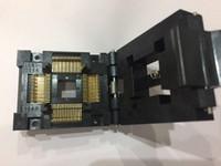 Yamaichi IC Gniazdo Test IC51-0644-1240-2 QFP64PIN 0,8 mm Pitch Burn In Gniazdo