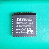 Ücretsiz teslimat CS493264-CL CS493264-CLZ PLCC44 AC3 DTS Dolby Ses Kod Çözme Çip Kalite Paketi