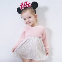 Yingzifang 2017 Girls Baby Fashion Cute Casual Autumn Long S...
