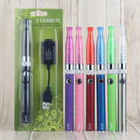 EVOD H2 510 eGo caricabatterie Vape penna singola blister kit con H2 E sigaretta atomizzatore 650mah 900mah 1100 mah batterie VS eVod CE5 Blister