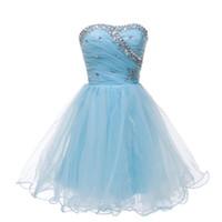 Синие черные белые короткие коктейльные платья без бретелек формальное милое шариковое платье сексуальное платье для вечеринки без бретелек выпускное платье 2020