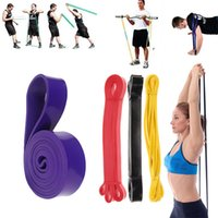 Pull Up Resistance Body Stretching Band Loop Power Gym Fitne...