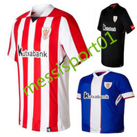 Top thai quality 2017 2018 new Athletic Bilbao Soccer jersey...