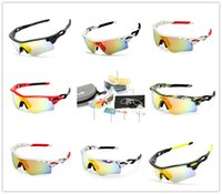 Hot style! 5 lens Cycling glasses Sunglasses Men Polarized L...