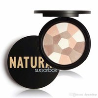 2017 hot Sugar box Multi- Colored Pressed Powder Nude Wear Nu...