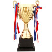 29 * 16 cm High-grade troféu Incentivar copo Lembranças Personalizado Impresso palavras
