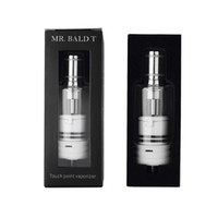 Authentic Longmada Mr. Bald T Vaporizer Mr Bald Wickless Tou...