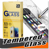 For NEW iPhone X XS 8 7 6S Tempered Glass Screen Protector f...
